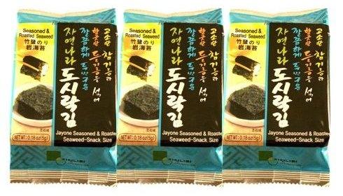 Korean Roast Seaweed Snack